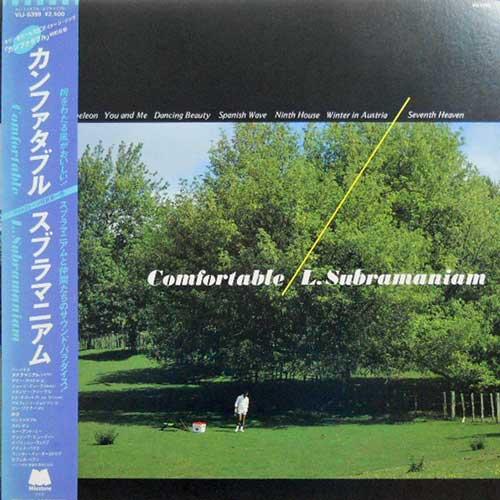 L. SUBRAMANIAM - Comfortable - LP