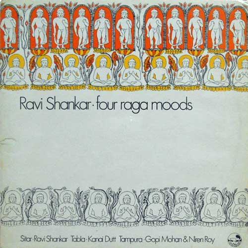 RAVI SHANKAR - Raga Moods - LP