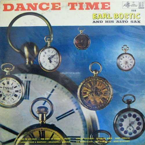 EARL BOSTIC - Dance Time - LP