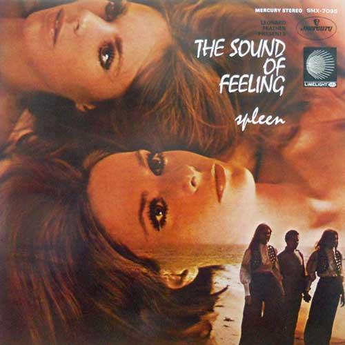 SOUND OF FEELING - Spleen - LP