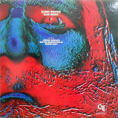RANDY WESTON - Blue Moses - LP