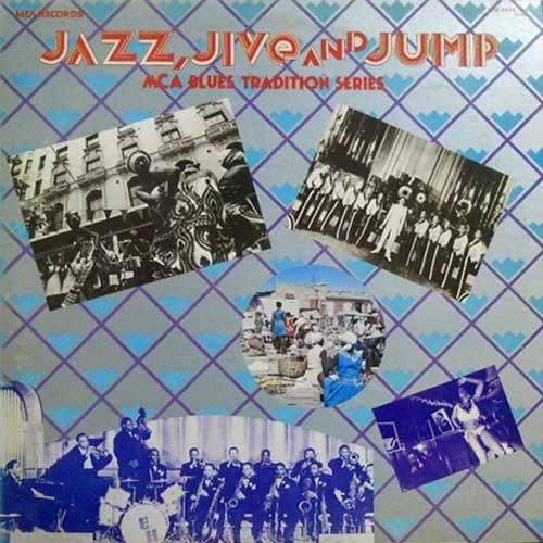 V.A. - Jazz Jive And Jump - LP