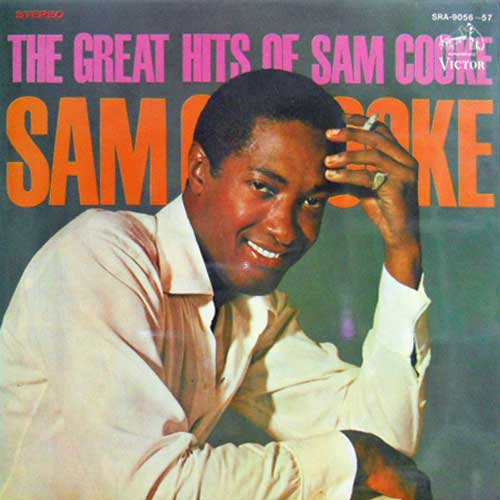 SAM COOKE - The Great Hits Of - LP