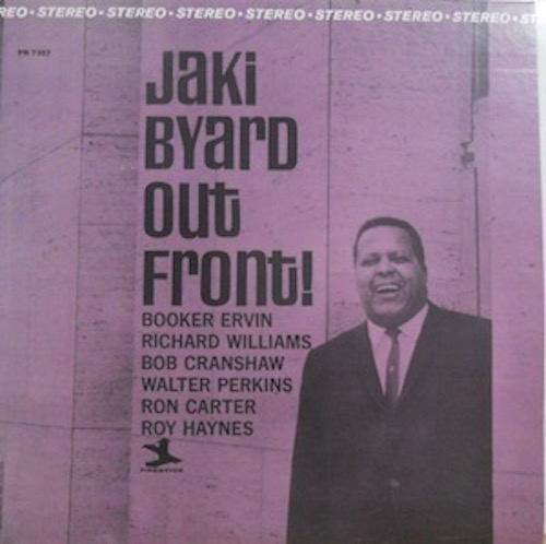 JAKI BYARD - Out Front! - 33T