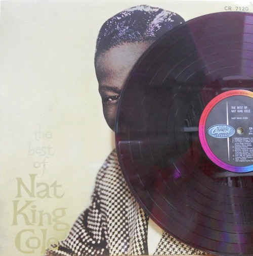 NAT KING COLE - The Best Of Nat King Cole - 33T