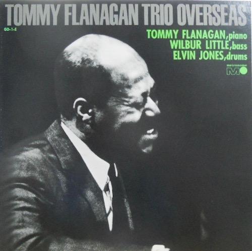 TOMMY FLANAGAN TRIO - Overseas - 33T
