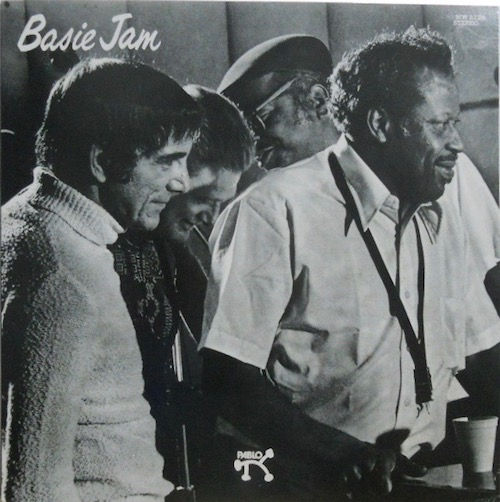 COUNT BASIE - Basie Jam - 33T