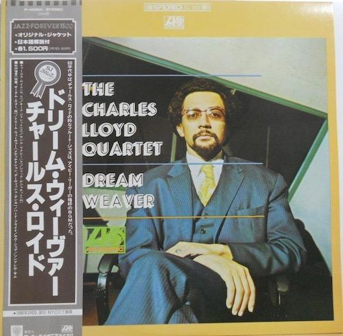 CHARLES LLOYD QUARTET - Dream Weaver - 33T