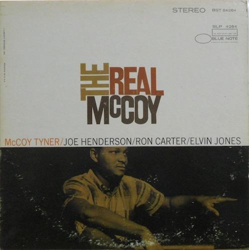 MCCOY TYNER - The Real McCoy - 33T