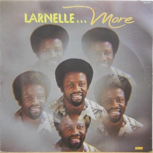 LARNELLE HARRIS - More - LP