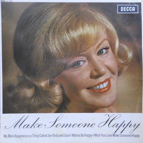 KATHY KIRBY - Make Someone Happy - 33T