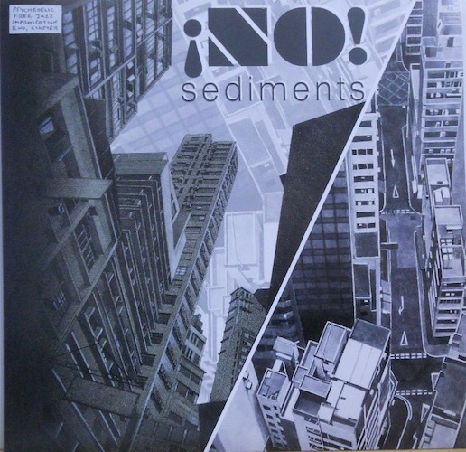 !NO! - Sediments - LP