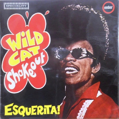 ESQUERITA! - Wildcat Shakeout - LP