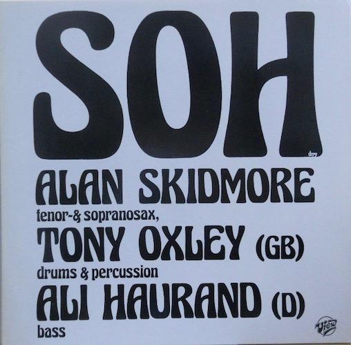 ALAN SKIDMORE TONY OXLEY ALI HAURAND - SOH - LP