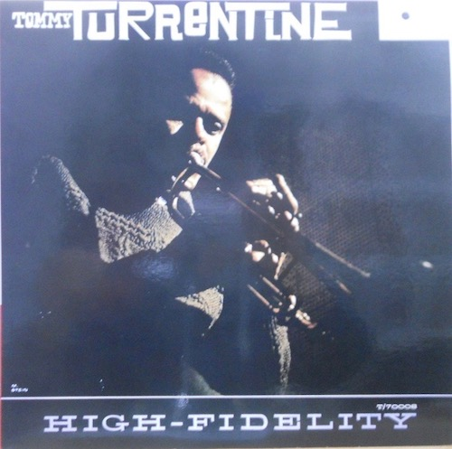 TOMMY TURRENTINE WITH STANLEY TURRENTINE - Tommy Turrentine - 33T