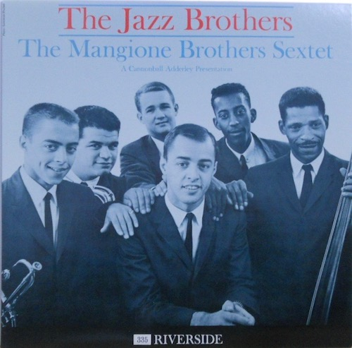 MANGIONE BROTHERS - The Brothers - 33T