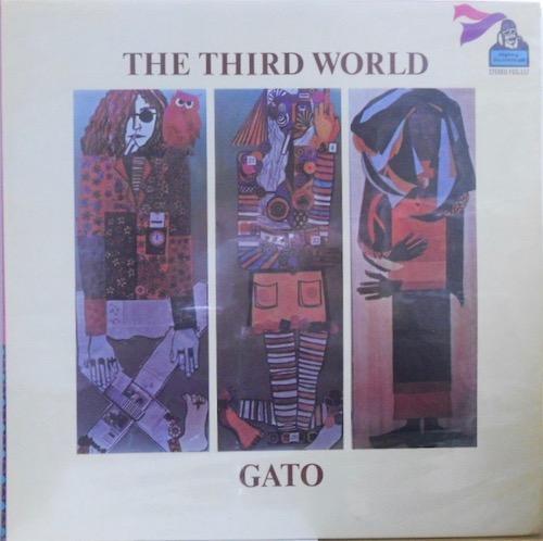 GATO BARBIERI - The Third World - LP