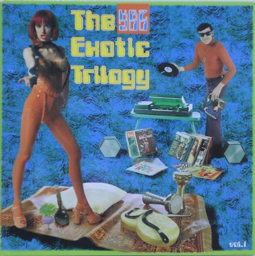 KBZ200 - The Exotic Trilogy Vol. I: 1 - CD