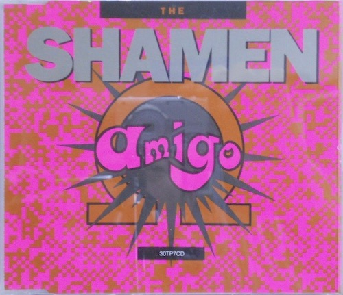 SHAMEN - Omega Amigo / PH1 - CD single