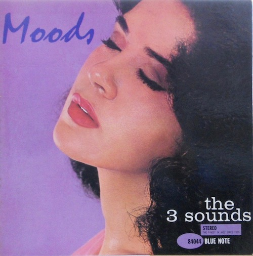 THREE SOUNDS: 3 - Moods - LP
