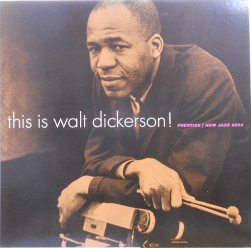 WALT DICKERSON - This Is Walt Dickerson! - LP