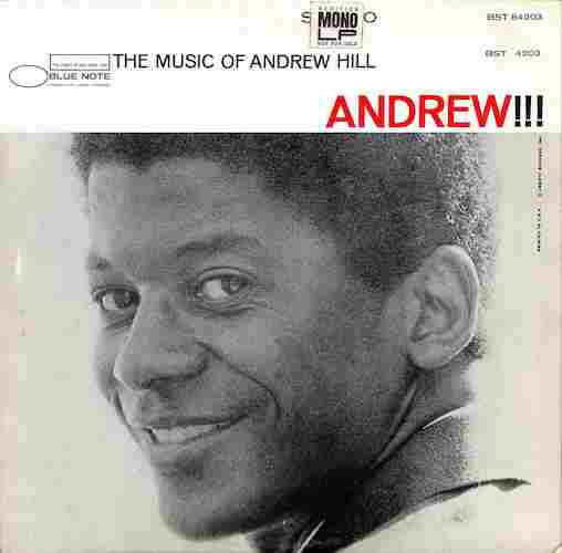 ANDREW HILL - Andrew!!! - 33T