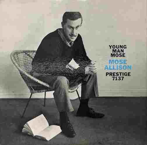 MOSE ALLISON - Young Man Mose - 33T