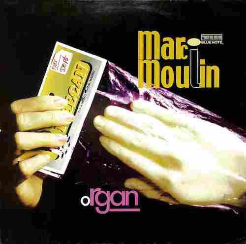 MARC MOULIN - Organ - Maxi x 1