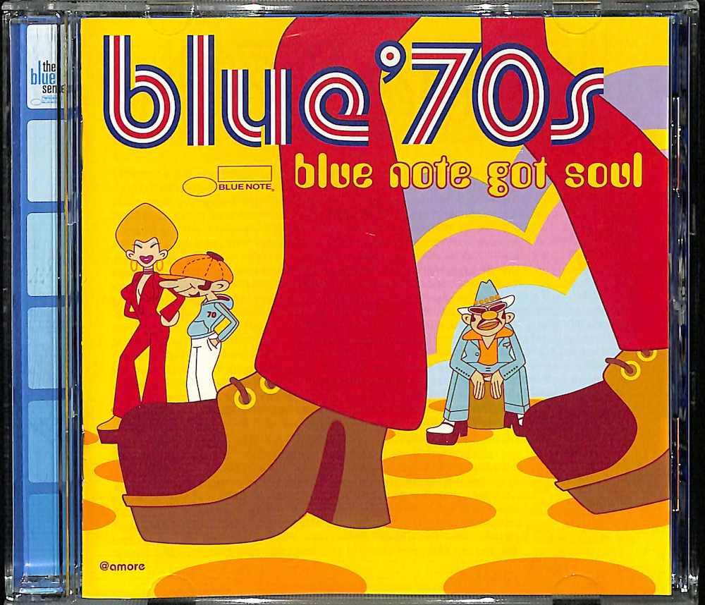 V.A. - Blue 70's: Blue Note Got Soul - CD
