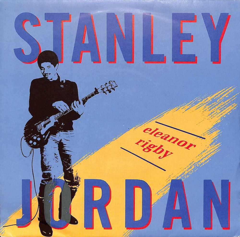STANLEY JORDAN - Eleanor Rigby - 45T x 1