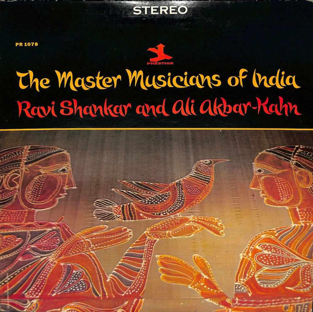RAVI SHANKAR - The Master Musician Of India - 33T