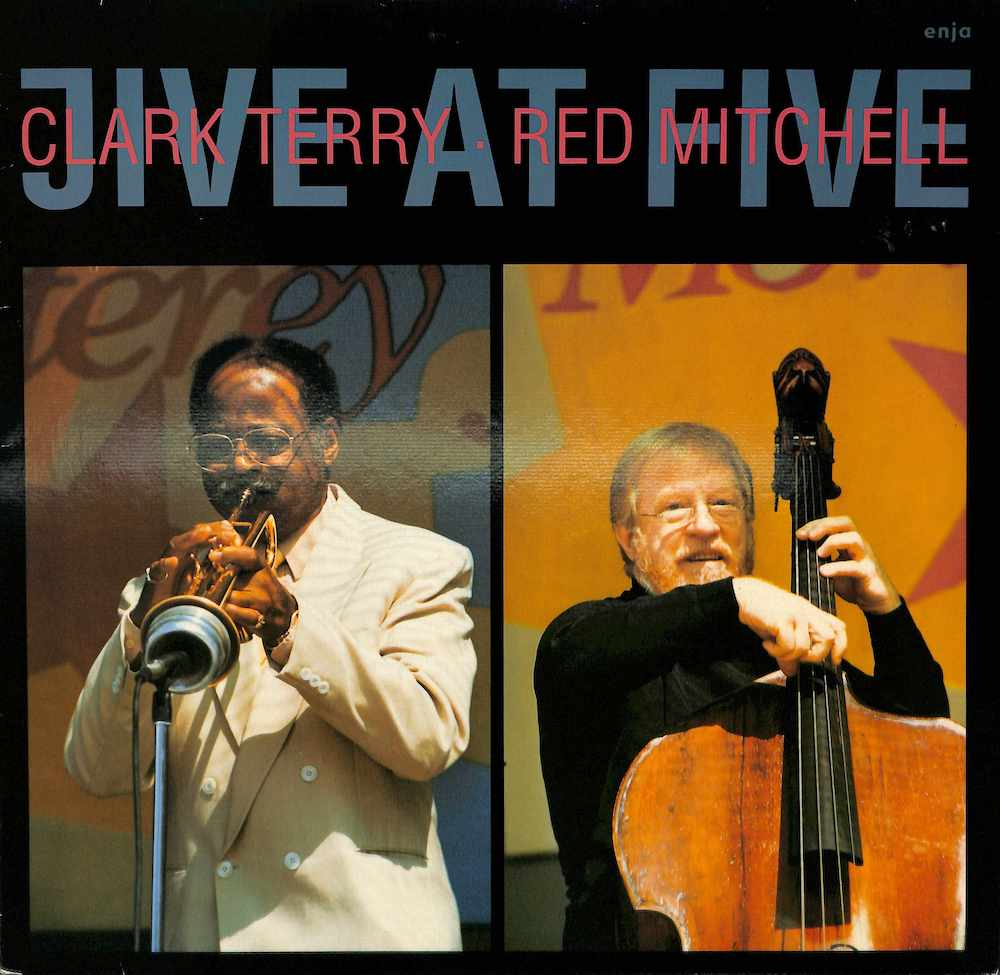 CLARK TERRY RED MITCHELL - Jive At Five - 33T