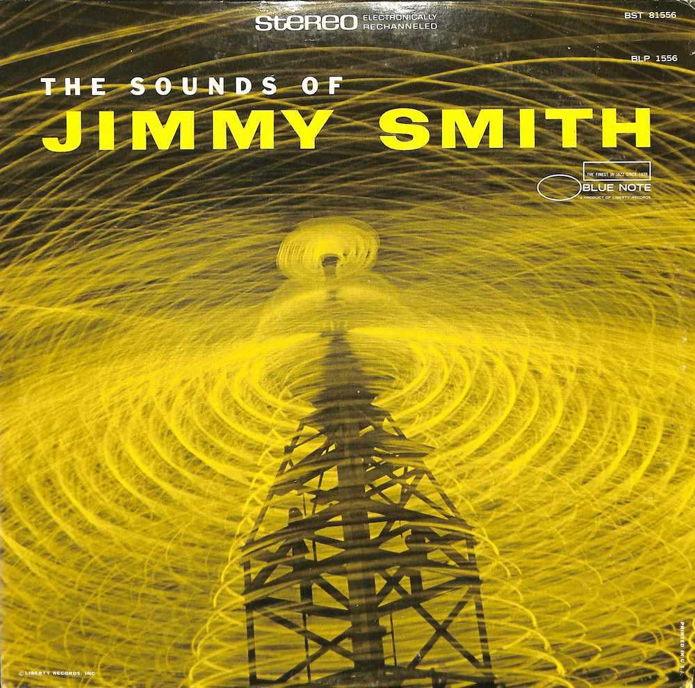 JIMMY SMITH - The Sounds Of Jimmy Smith - 33T