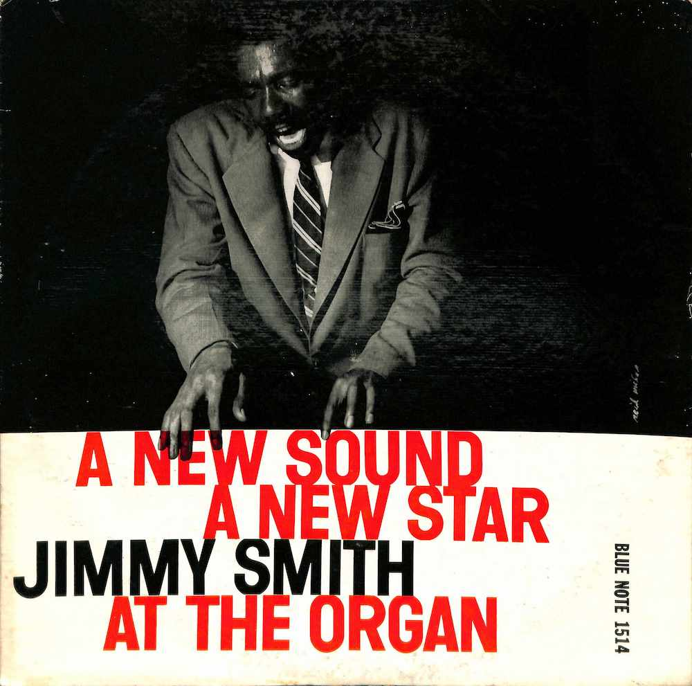 JIMMY SMITH - A New Star A New Sound: At The Organ Vol. 2 - LP