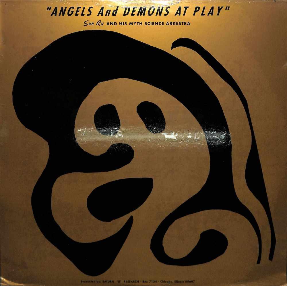 SUN RA & HIS MYTH SCIENCE ARKESTRA - Angels & Demons At Play - LP