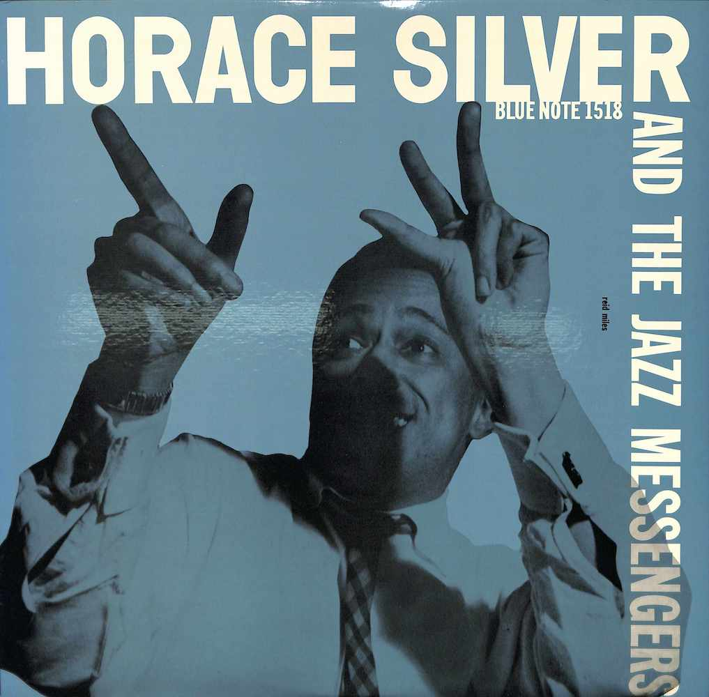 HORACE SILVER - And The Jazz Messengers - 33T