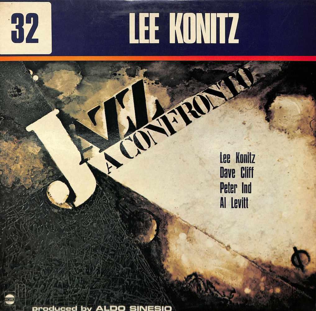 LEE KONITZ - Jazz A Confronto 32 - 33T