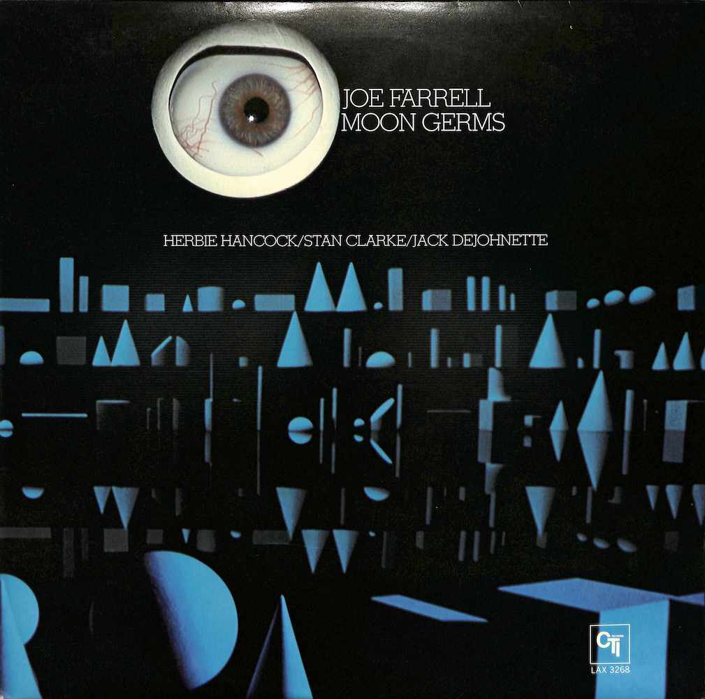 JOE FARRELL - Moon Germs - 33T
