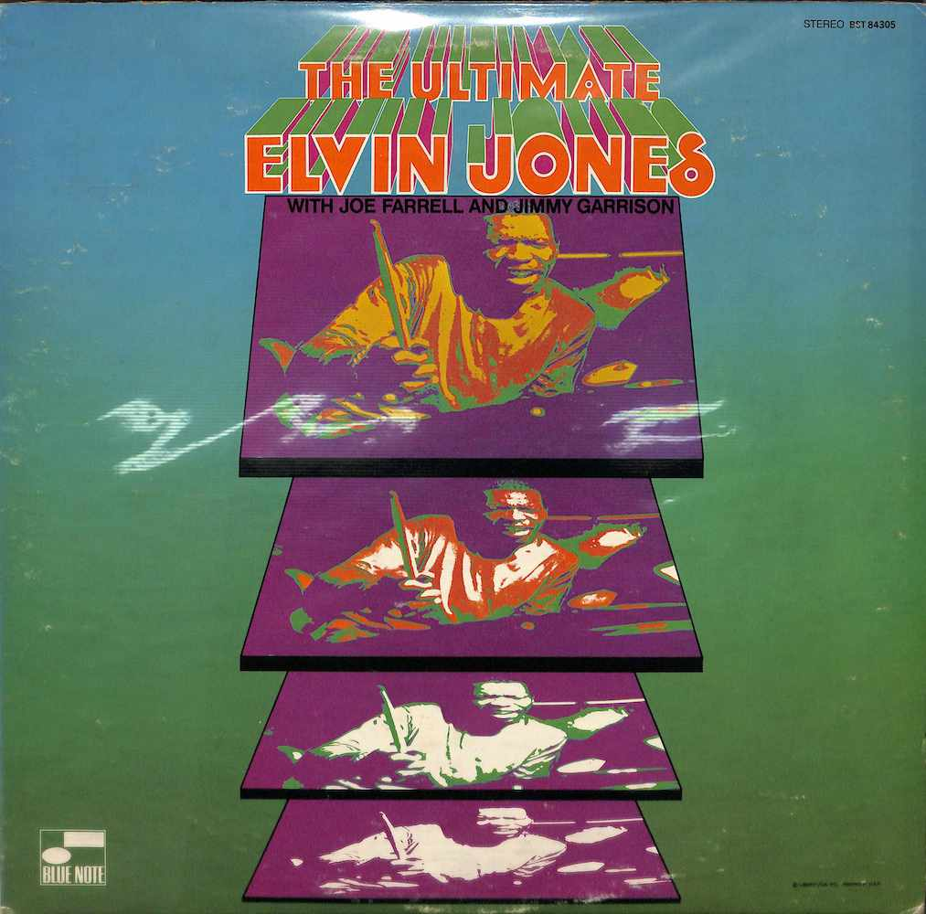 ELVIN JONES - The Ultimate - 33T