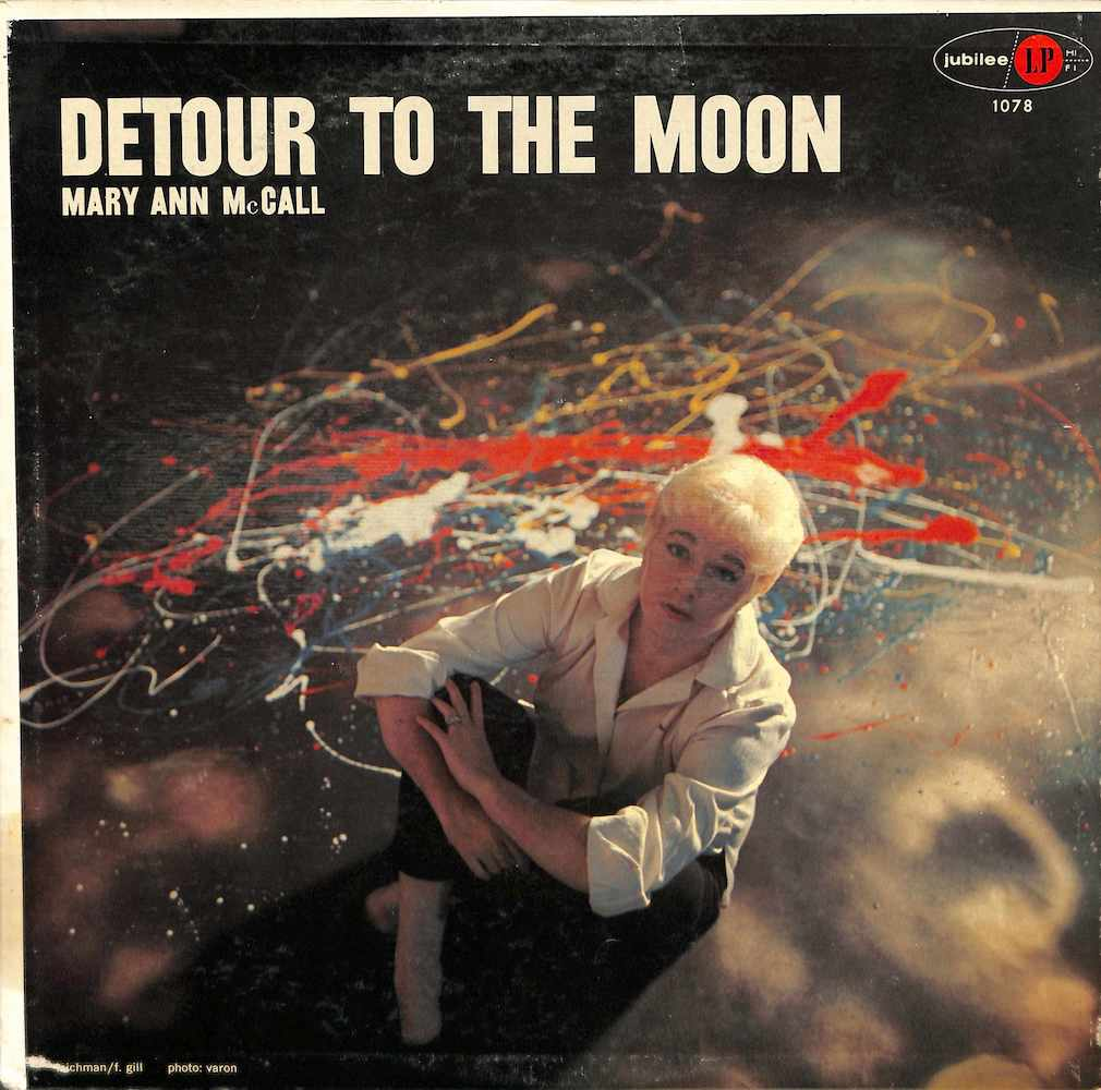 MARY ANN MCCALL - Detour To The Moon - 33T