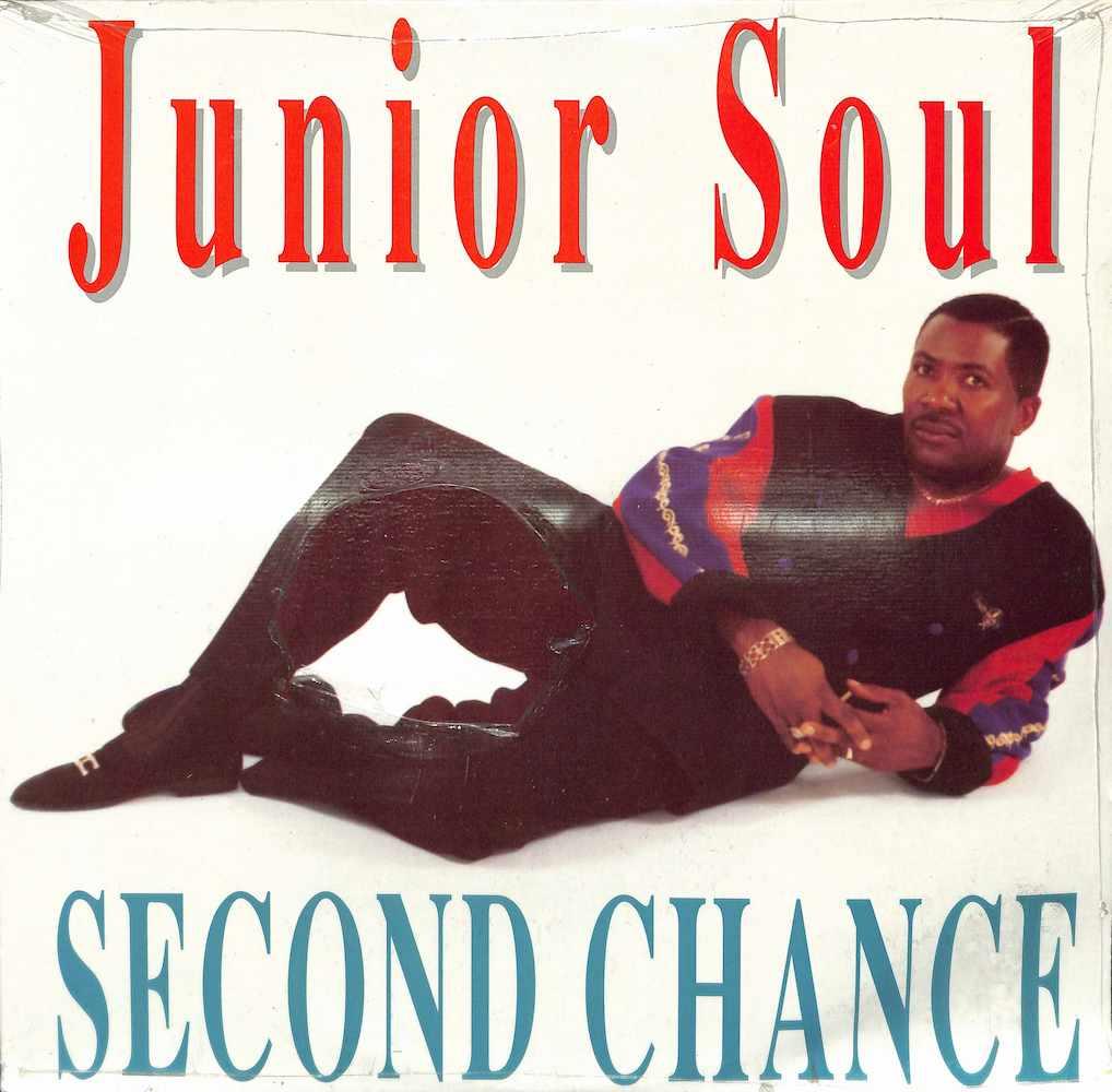 JUNIOR SOUL - Second Chance - LP