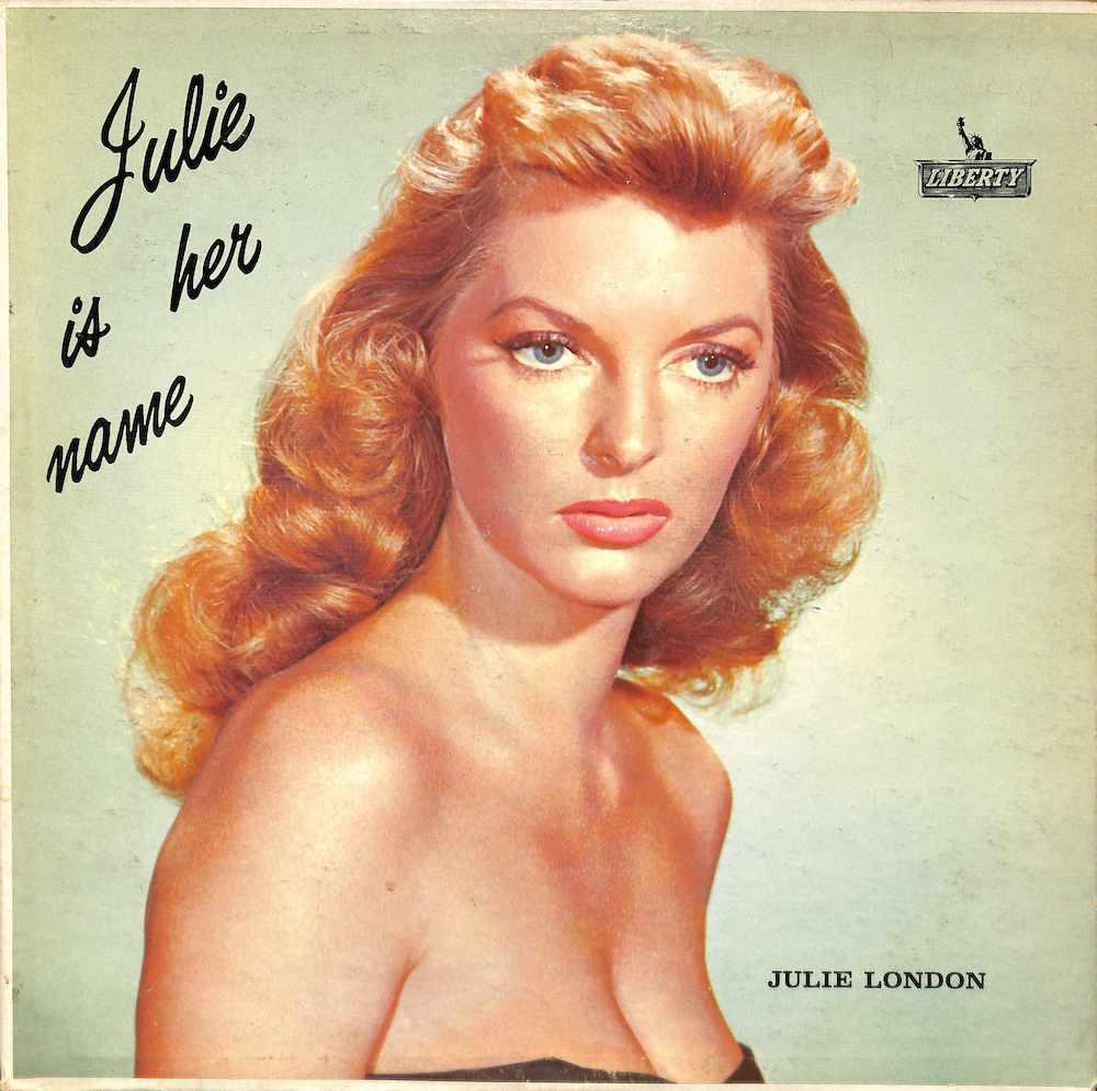 JULIE LONDON - Julie Is Her Name - LP