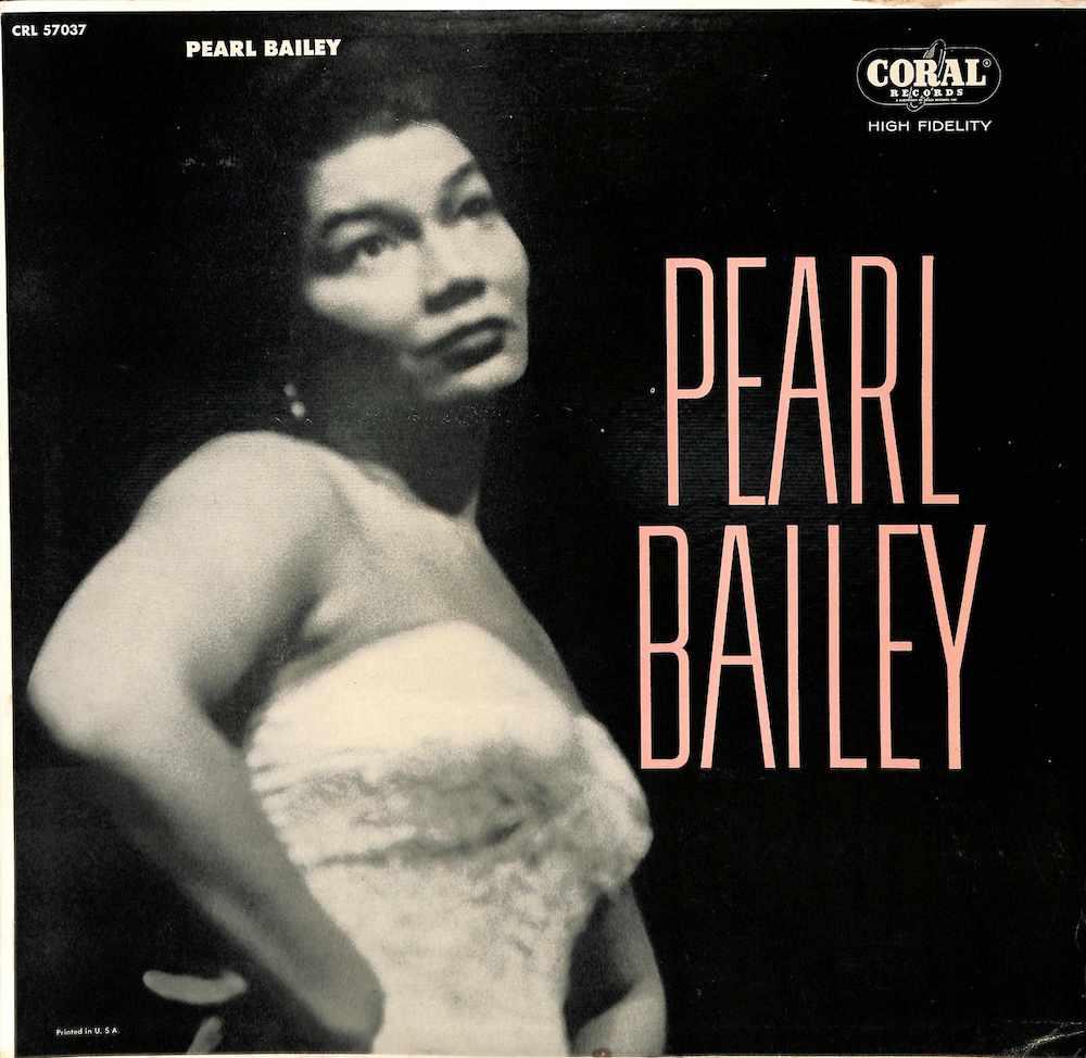 PEARL BAILEY - Pearl Bailey - LP