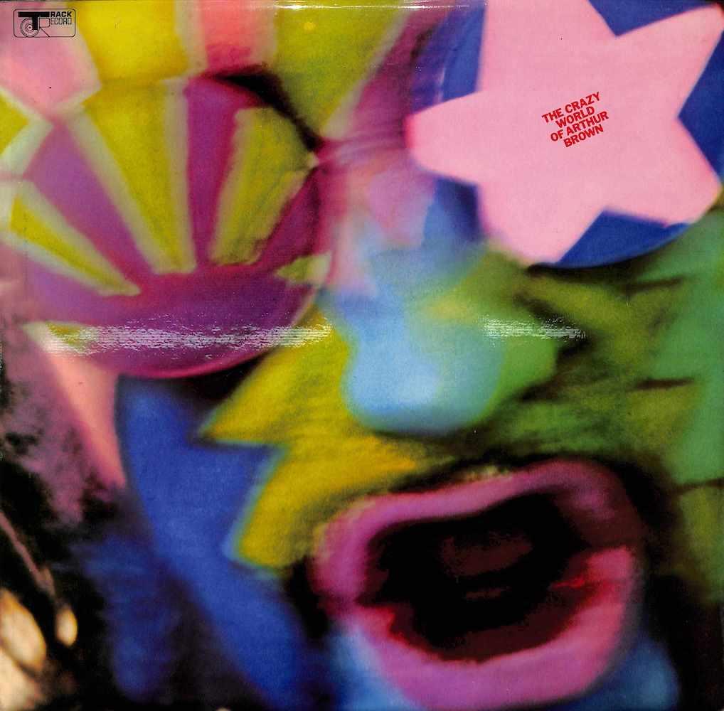 ARTHUR BROWN - Crazy World Of - LP