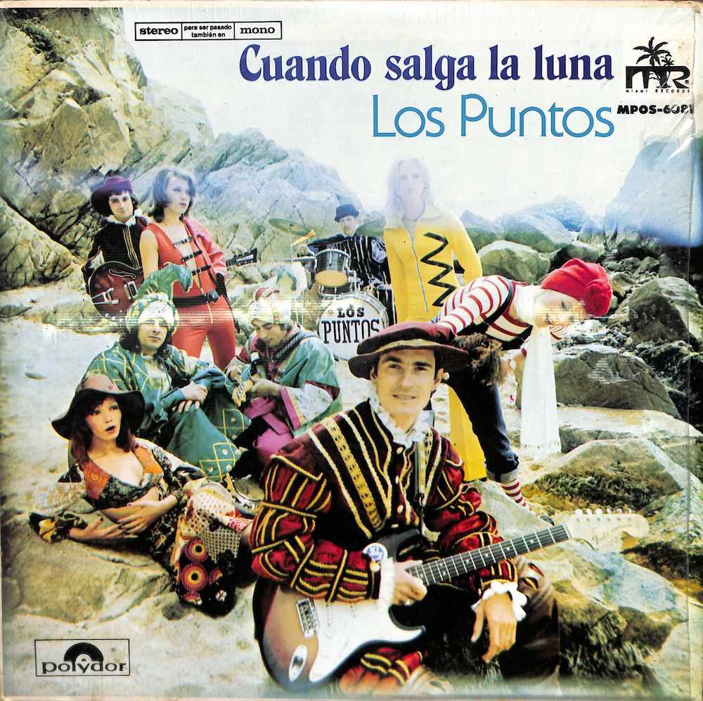 LOS PUNTOS - Cuando Salga La Luna - LP