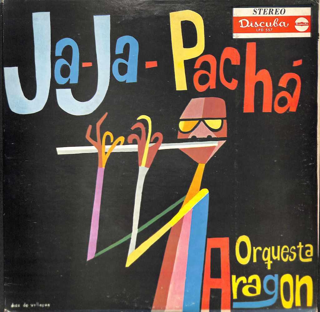 ORQUESTA ARAGON - Ja-Ja-Pacha - LP