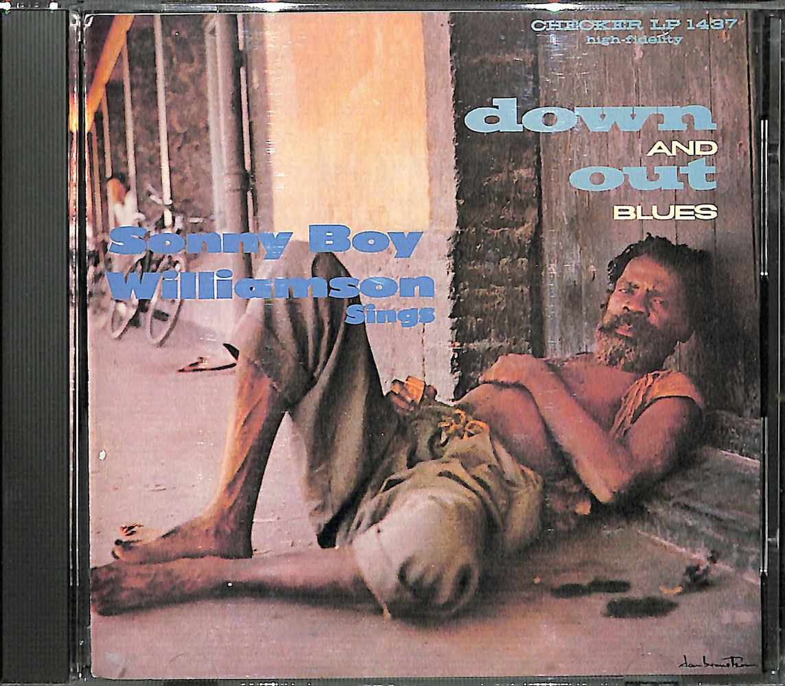 SONNY BOY WILLIAMSON - Down And Out Blues - CD