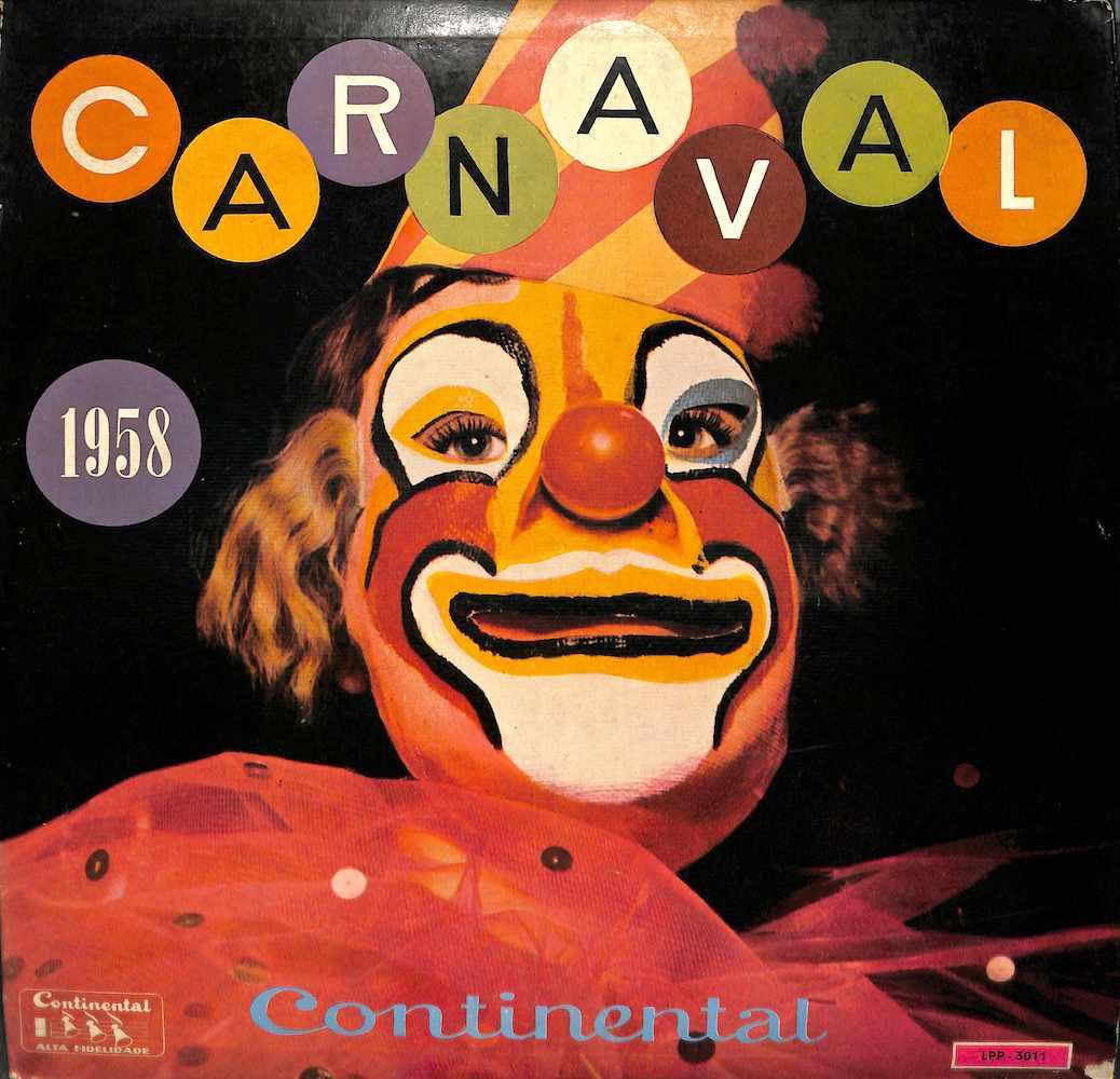 V.A. - Carnaval 1958 - LP