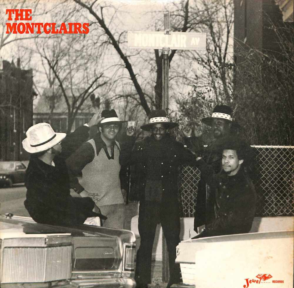 MONTCLAIRS - The Montclairs - LP