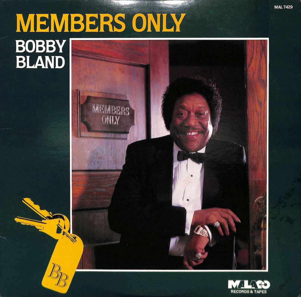 BOBBY BLAND - Members Only - LP